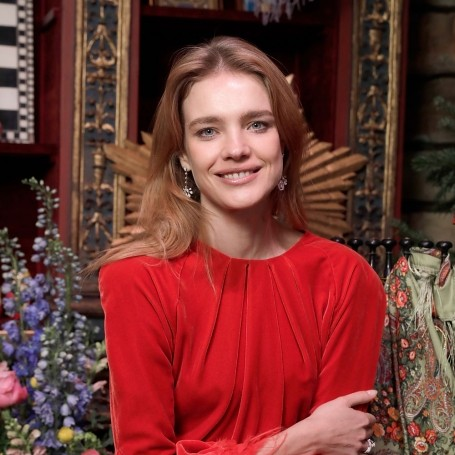 Supermodel Natalia Vodianova reveals how to sail through Christmas