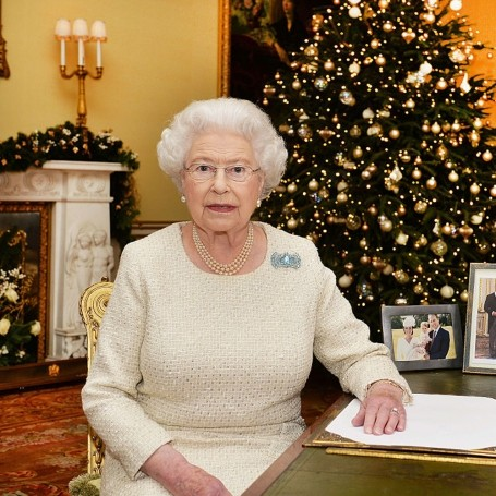 We can't get enough of the decorations the Queen used for her Christmas tree