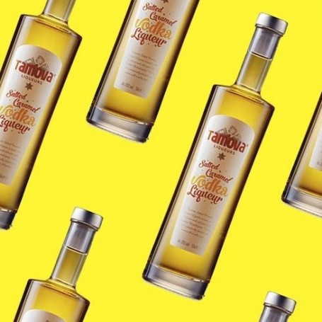 Aldi's salted caramel vodka sounds beyond yummy