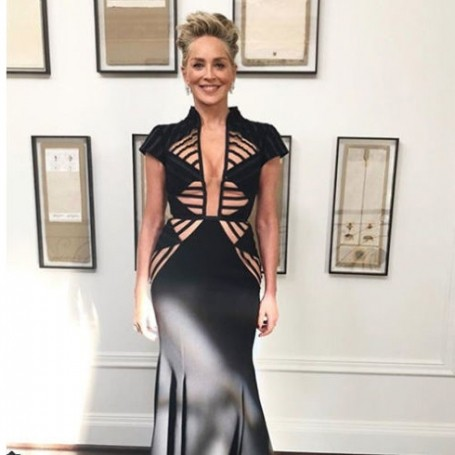What Sharon Stone does to make 59 look 45