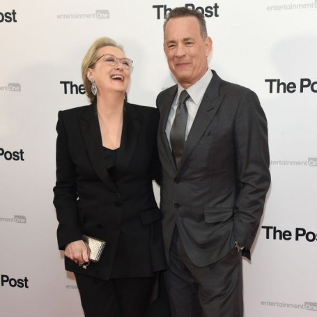 Meryl Streep and Tom Hanks doing impressions of each other will bring you joy