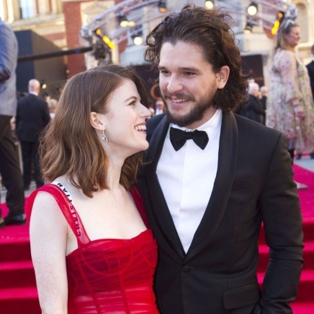 Rose Leslie on planning her and Kit Harington's wedding: 'There's just too much to do'