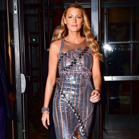 Blake Lively looks unrecognisable once again on The Rhythm Section set