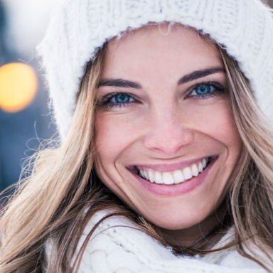 7 reasons the cold weather is actually good for your skin