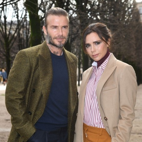 David Beckham reveals why he and Victoria are 'saving the pennies'