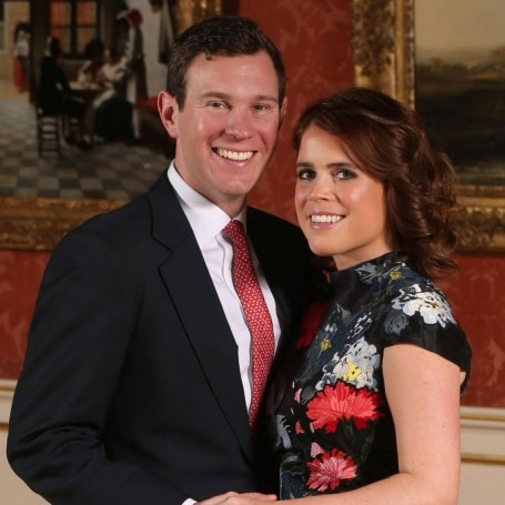 Princess Eugenie shares cute behind-the-scenes snap from engagement shoot