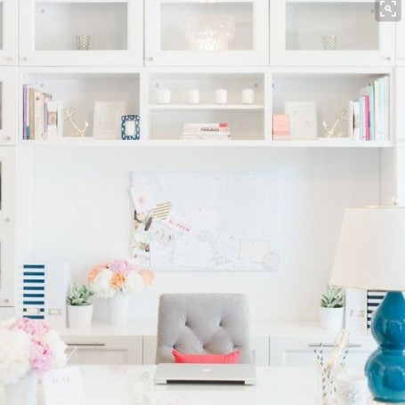 How to style up your home office