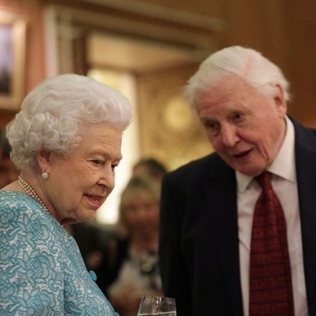 The Queen is supporting a plastic ban at the royal estates