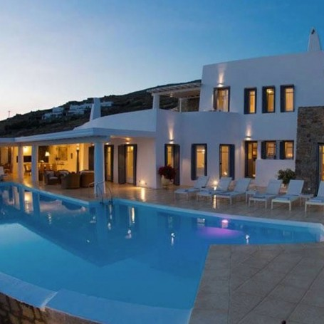 You could buy this dream Mykonos villa worth £3.6 million for just £36