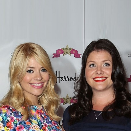 Holly Willoughby's sister shares adorable photo of them as kids