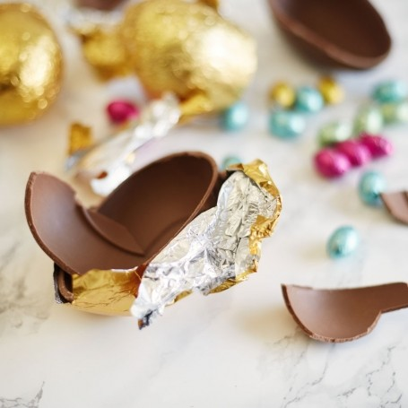 This supermarket Easter egg was voted the best milk chocolate egg this year