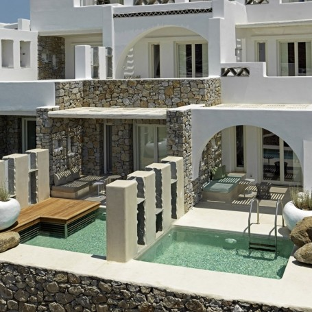 Kensho Boutique Hotel, Mykonos, Greece