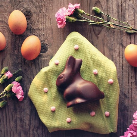 A vegan Easter egg has won this year's taste test