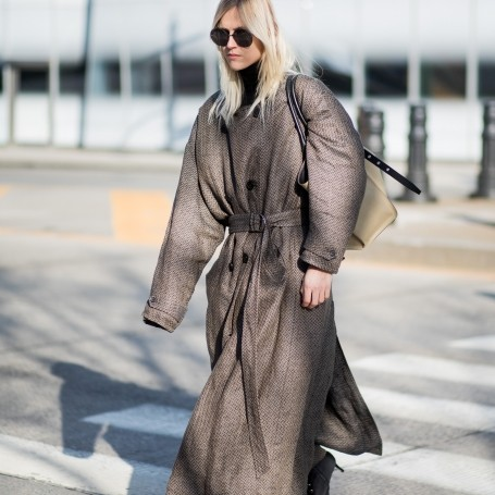 Why you need a belted coat in your life