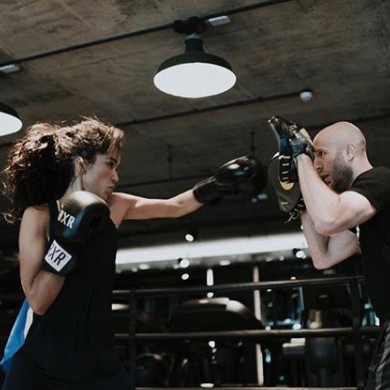 Class Review: Boxing at BXR