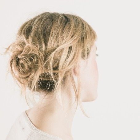 Your favourite lazy day hairstyle is officially 'in'
