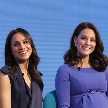 Meghan Markle and Kate Middleton's royal friendship