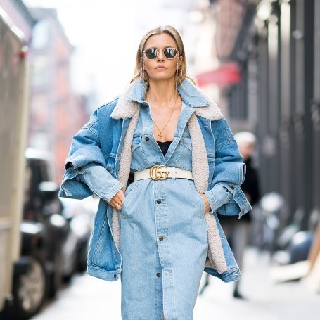 Your favourite 90's styles are making a comeback this spring