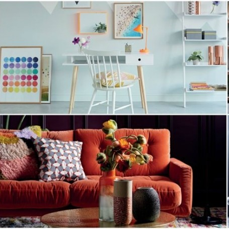What colour you should paint your home, if you're a spring, summer, autumn or winter person