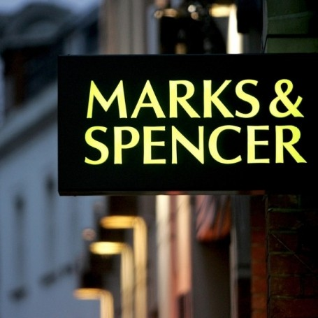 This Marks & Spencer dress is flying off the shelves