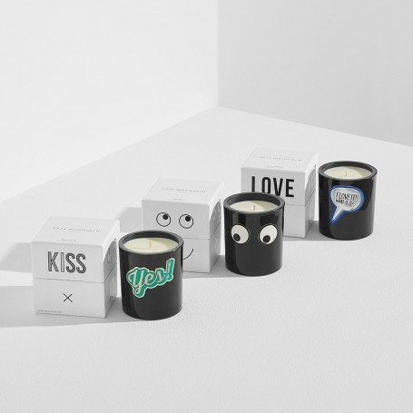 Lunchtime shopping spree: the statement candle