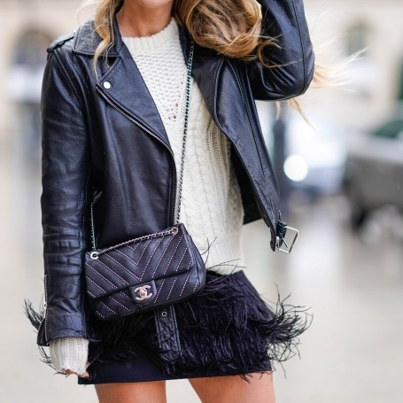 Leather jackets to take you into spring