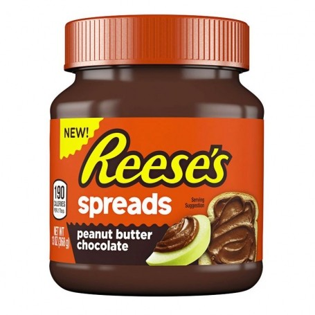 Reese's peanut butter chocolate spread sounds like the best thing ever