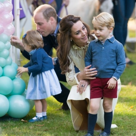 Kate Middleton reveals Prince George and Princess Charlotte's favourite food