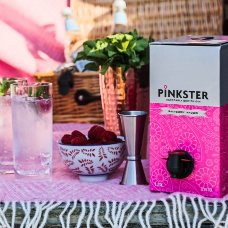 You can now get gin on tap