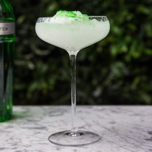 Lady Tanquery gin cocktail