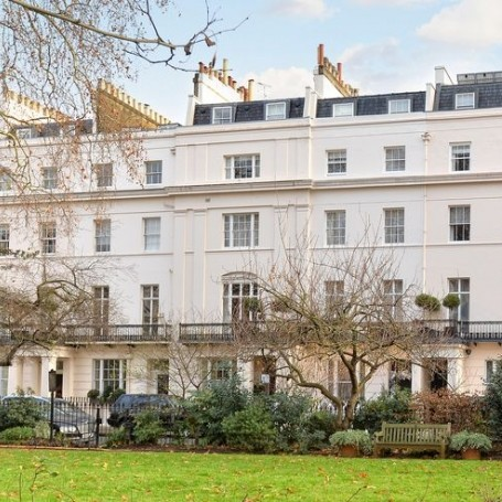 The luxurious Belgravia mansion formerly owned by Julie Andrews is now on sale for £24 million