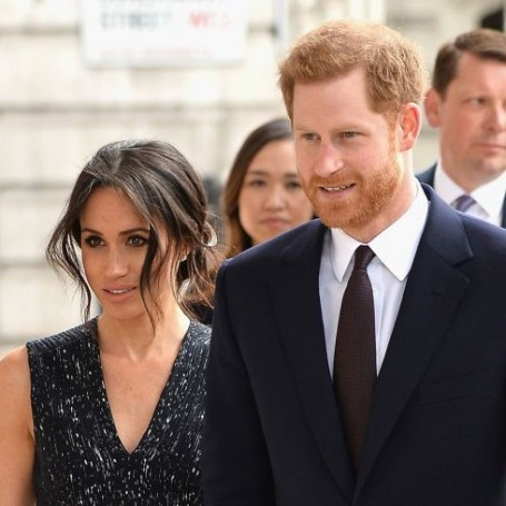 Prince Harry accidentally let slip his nickname for Meghan Markle