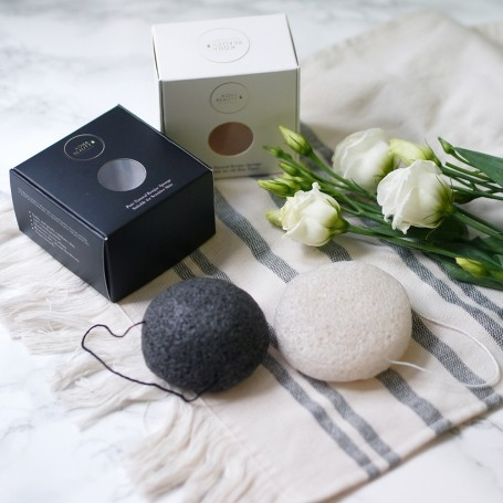 Hero product of the week: KOHA Beauty Bamboo Charcoal Konjac Sponge