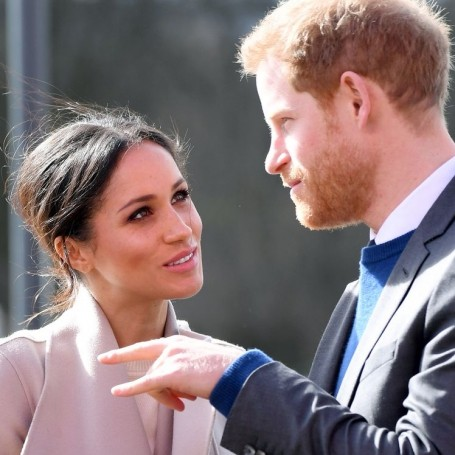 Prince Harry and Meghan Markle's new titles have been revealed