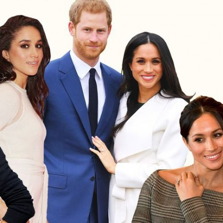 How Meghan Markle's body language has changed