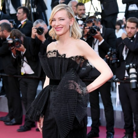 Let's all take a moment to appreciate Cate Blanchett at Cannes