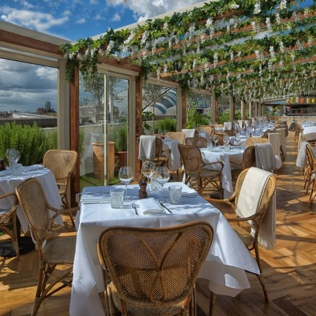 Alto by San Carlo, Selfridges Rooftop