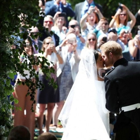 The adorable gift Prince Harry gave Meghan Markle before the royal wedding