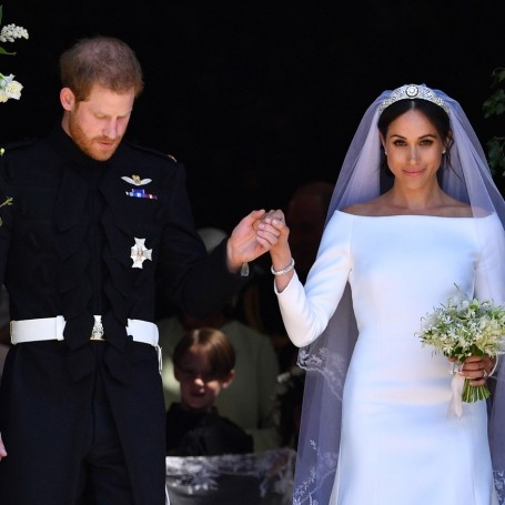 The hidden symbol you might have missed on Prince harry and Meghan Markle's wedding day