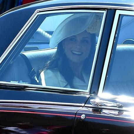 Kate Middleton glows at royal wedding