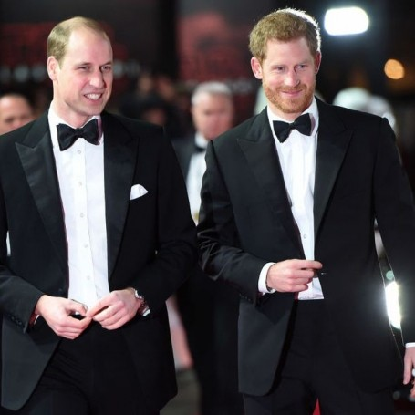 Prince William got 'revenge' on Prince Harry with a 'naughty' best man speech