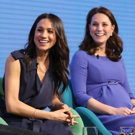 The weird reason Meghan Markle will have to keep curtsying to Kate Middleton