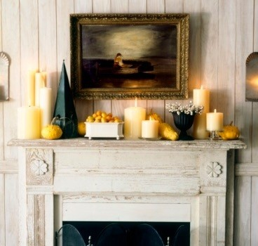 Sumptuous scented candles for winter