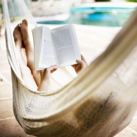 Books to travel with - Getty