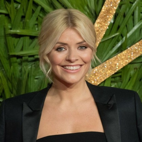 Holly Willoughby's £34 lilac heels are perfect for summer