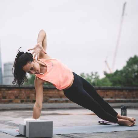 The best yoga poses for runners