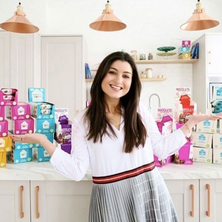 Livia's Kitchen shares her top tips for summer baking
