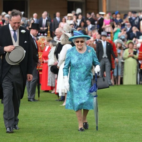 What it's like to go to a Buckingham Palace garden party
