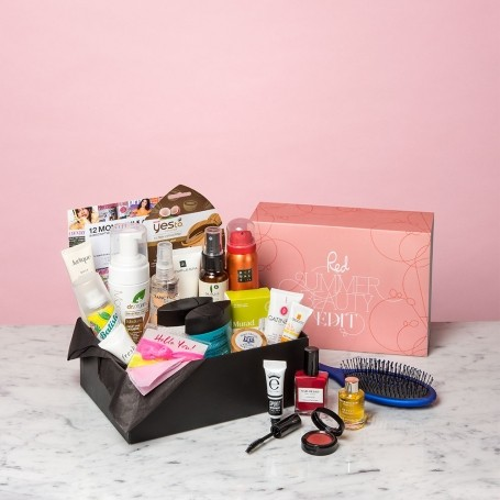 Red Magazine Beauty Box - Lucky if Sharp