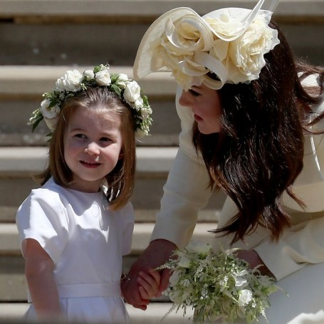 It seems like Princess Charlotte already has impeccable taste